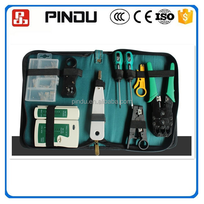 professional networking cable repair tool kit