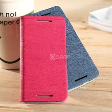 Wood textured leather flip cover for htc one 32gb buy on alibaba