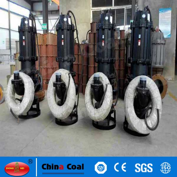 150ZJQ250-35-55kw submersible dewatering pump vertical centrifugal slurry pump