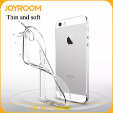 joyroom clear custom soft tpu case for iphone 5