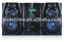 2013 CD Micro System,CD Combo System,CD Hi-Fi System with Cassette Player with FM/USB/Aux-in/Mp3