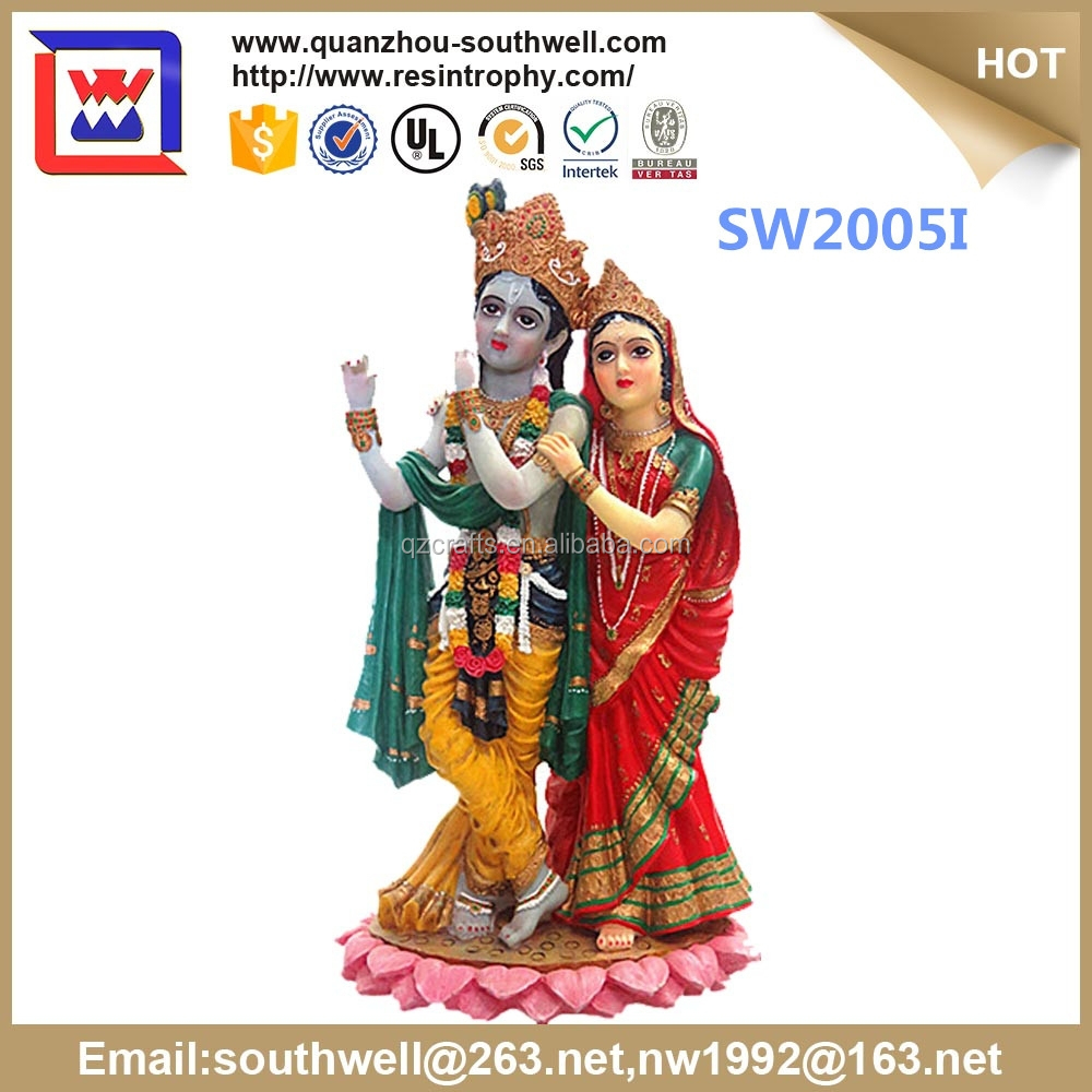 hot selling hindu god statues for sale and resin hindu god idols