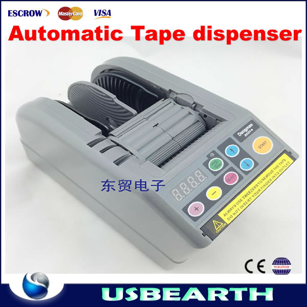 New Hot sale ZCUT-9 automatic tape dispenser,auto tape dispenser mini tape dispenser