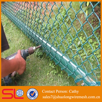 economical pvc coated 9 gauge menards chain link fence prices