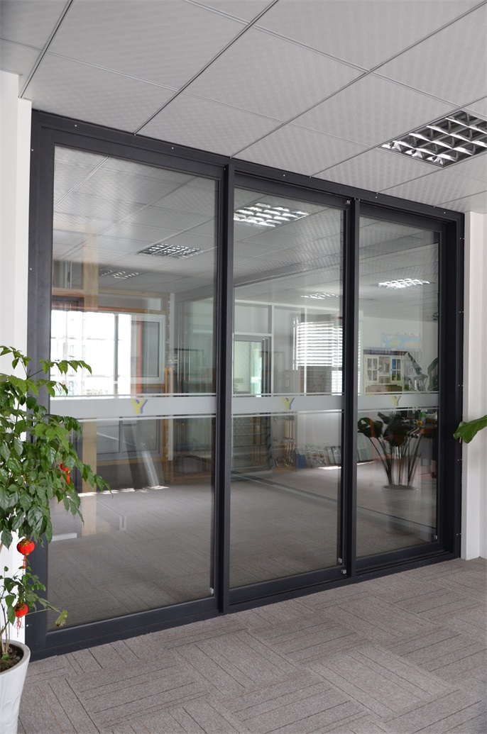 Sliding glass door bifold doors glass garage door buy for Sliding glass garage doors