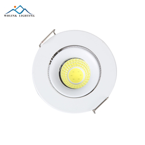New product wholesale price rgb wifi recessed 3w downlight led