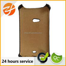 TOP grade quality thermoforming leather phone case for Nokia,case for nokia flip leather mobile phone accessories