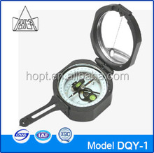 Geology Compass/Pocket transit/metal Compass/DQY-1