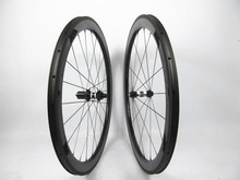 DT350 Straigh pull 50mm road carbon bike clincher wheels