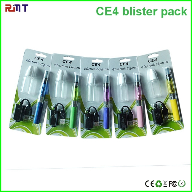 2.99$$ 1.6 ml ego ce4 wax e cig atomizer vape starter kits wholesale vaporizer pen ego t ce4 blister kit
