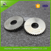 Wholesale shipping from China K20 cemented tungsten carbide saw blade,circular tungsten carbide saw blade for cutting tools