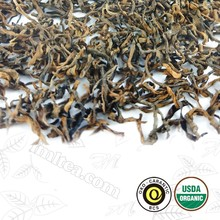 Organic royal refined and high quality Yunnan ripe puer tea detox tea for weight loss
