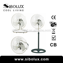Air cooling 18 inch 3 in 1 industrial fan with ETL