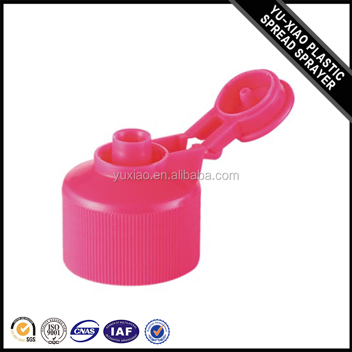 Hot China Products Wholesale WK-86-17 plastic spout with flip top cap
