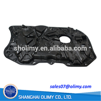 High quality plastic used auto parts accessories made in China