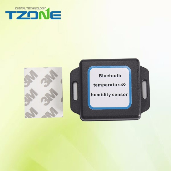 BLE temperature sensor and humidity sensor for wide using in monitoring solution