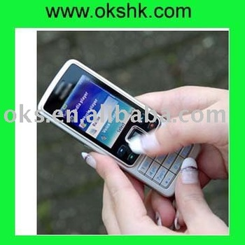 original cell phone with Java 6300 mobile-phone