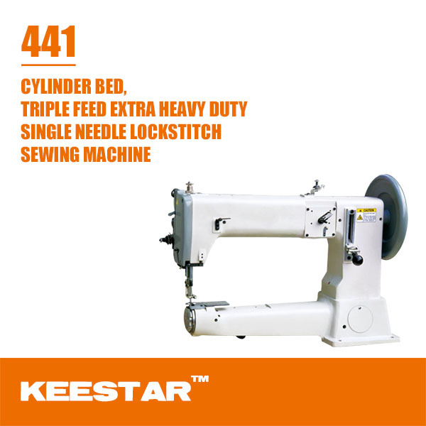 Keestar 441 reliable professional automatic industrial heavy materials socks sewing machine