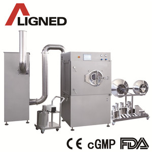 Pharmaceutical tablet pill sugar coating machine price