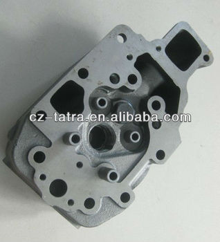 Mercedes Benz Cylinder head OM355