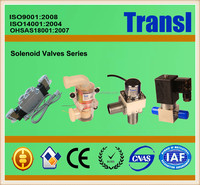 Solenoid valve ,customise for water or gas Solenoid Valve