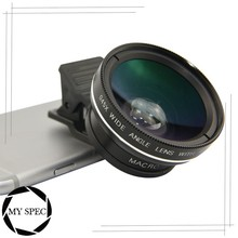 Specialized s-works camera lens cover for mobile phone wide angle lens