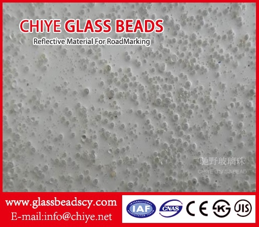 BS6088A Reflective Road Marking Glass Bead /CHINA / best glass bead microspheres