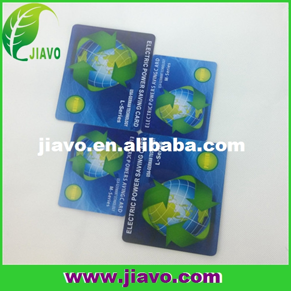 new arrival energy saver card / nano fuel electric power saving card