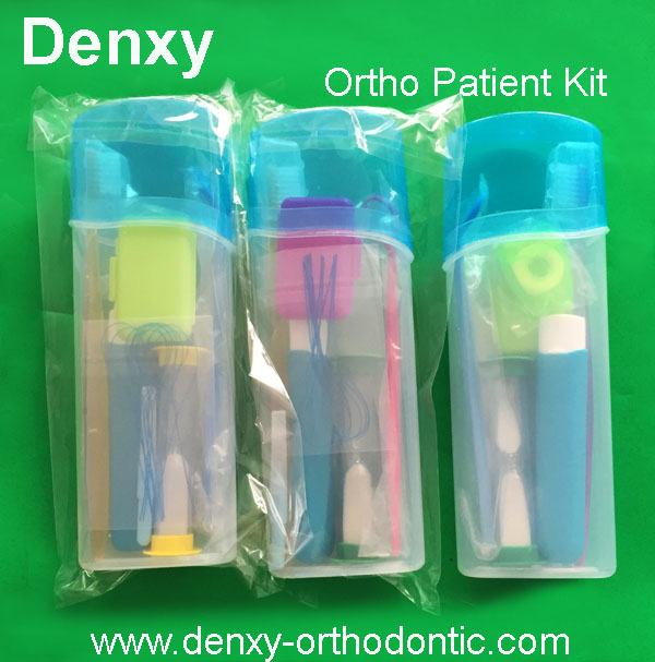 Denxy V Shape Orthodontic Toothbrush