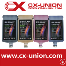 Popular sell Universal Brand Galaxy dx5 ink eco solvent ink for large format printer