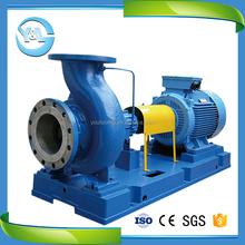 electric motor driven dewatering water pump 400m3/h