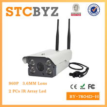 Outdoor 960P wfi ip camera waterproof 1.3 MP IP Camera