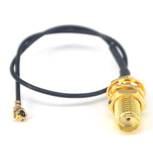 SMA Female Connector SMA Cable To Pigtail U.fl SMA 1.13 Cable Adapter