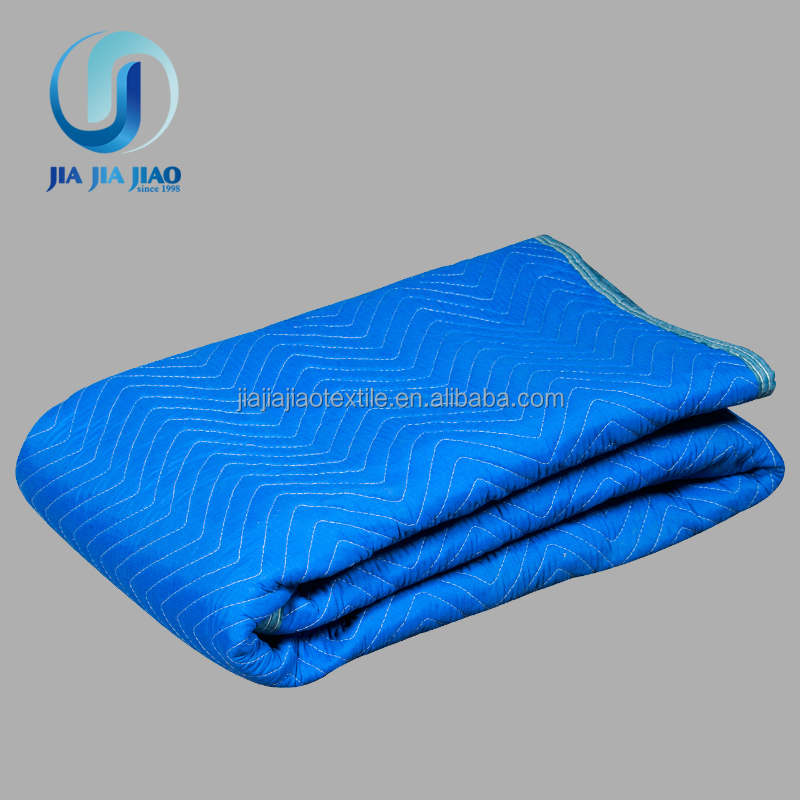 Heavy duty Recycle cotton moving blanket for furniture