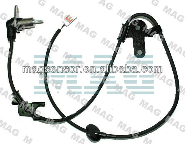 ISO/TS 16949 ABS SENSOR OE: C100-43-73Y FOR MAZDA PREMACY(CP)
