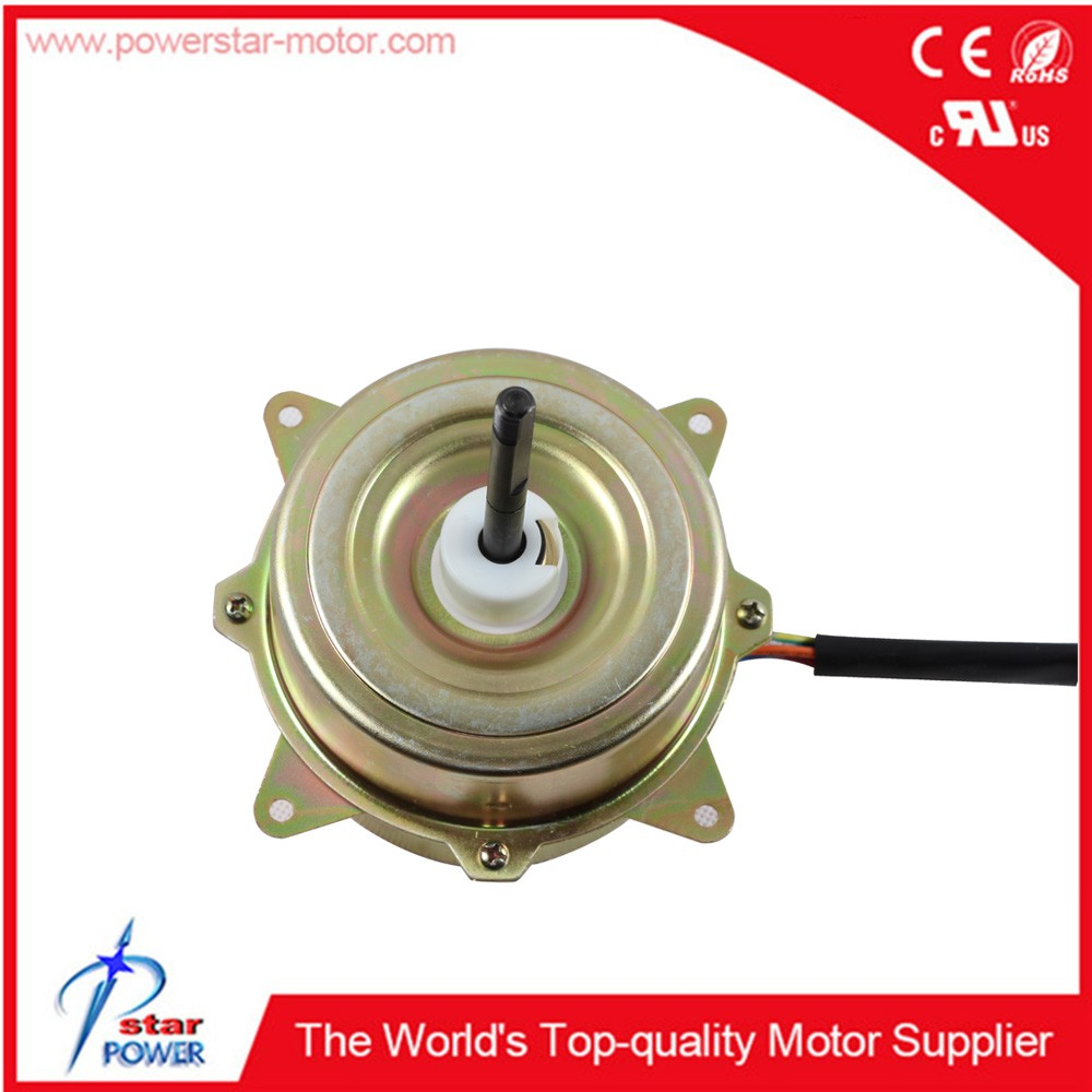 zhongshan high performance hot sale 220v outdoor air conditioning fan motor with ROHS,UL,CCC,CE certificate