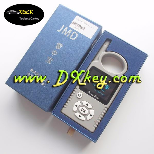 car key pin code reader Handy baby key programmer JMD transponder chip copy machine