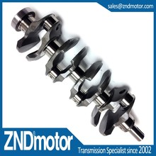 Performance steel racing crankshaft for Fiat