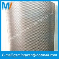 Hexagon wire mesh raised expanded metal screen netting