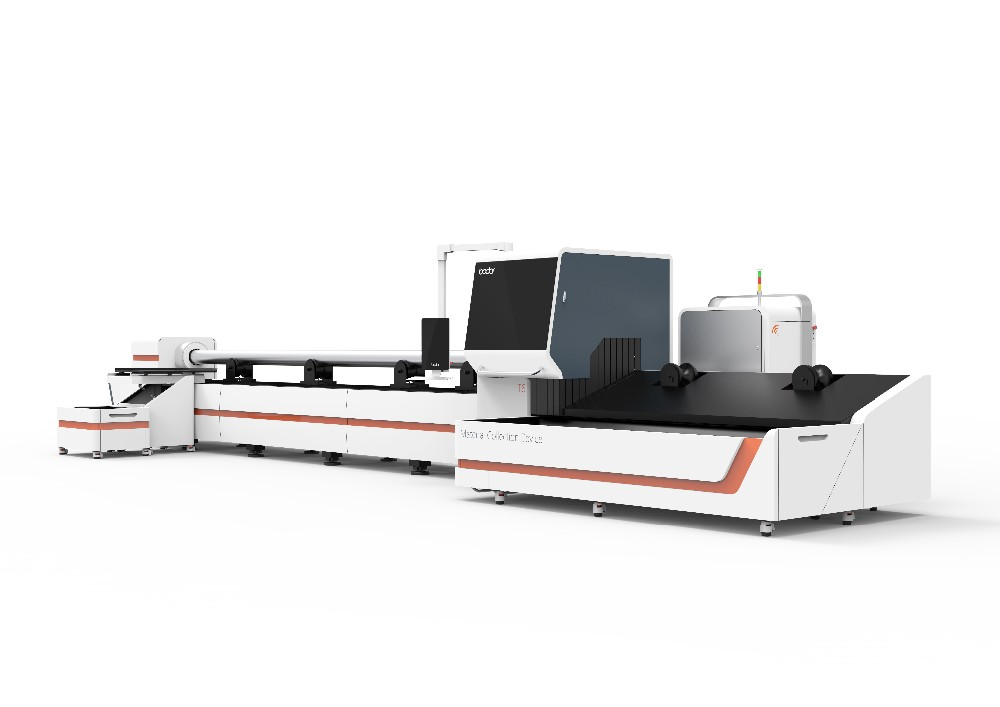 low cost desktop tube metal laser cutting machine for pipe
