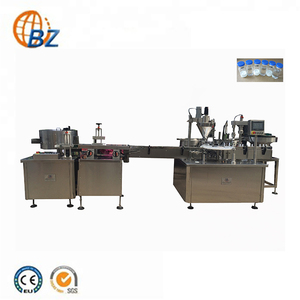 1Kg-25kg Automatic Weight Small Auger Powder Filling Machine