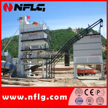 Mini asphalt mixing plant is on hot sale with good quality