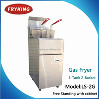 2015 Hot Sale Gas Fryer With Temperature Control
