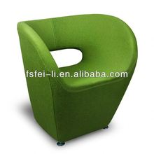 Modern small comfortable chair for dining