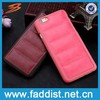 Popular sofa pu leather case for iphone 6 noble case