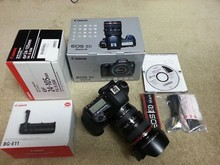 Free Shipping for Canon EOS 5D_Mark_III 22.3 MP Digital SLR Camera & GoPro Hero 3+ Black Edition CAMERA + ACCESSORIES + Warranty