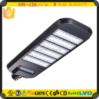 250 Watt solar led street light system with 5 year warranty