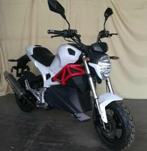 Monster 125CC Gasoline Street Bike Mini Racing Motorcycle CVT Style EPA Approved Equipped GY6 150CC Engine