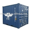 maritime container, 10ft iso shipping cargo container