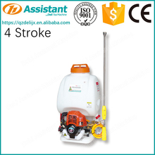 Backpack gasoline engine power knapsack sprayer DL-3WZ manufacturer
